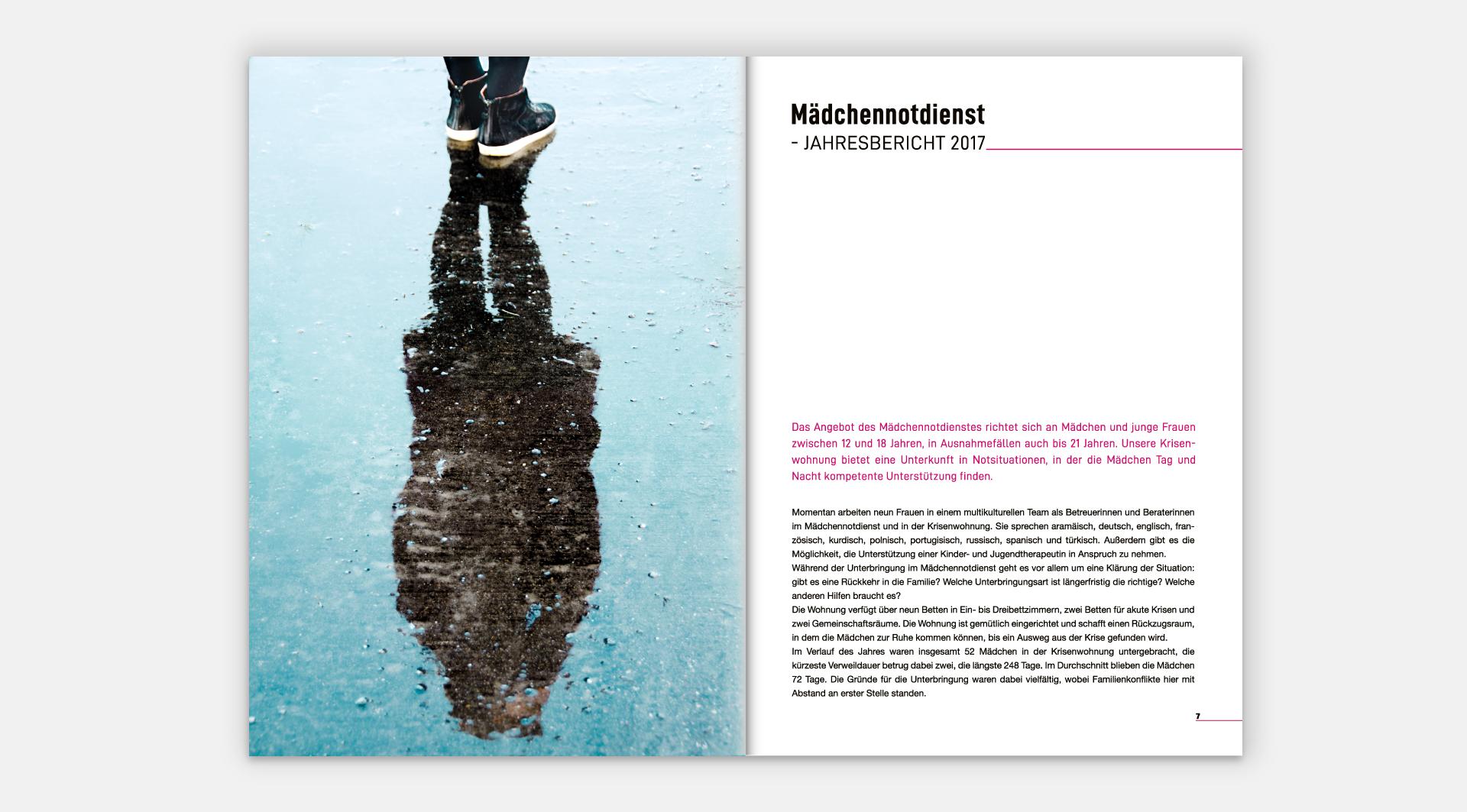 Wildwasser e. V. Jahresberichte 2017 - Seite 6-7
