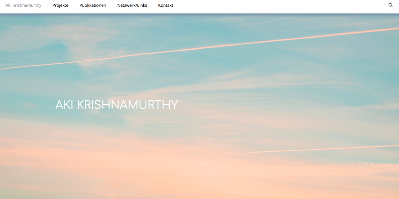 Startseite der Website koerperdialoge.org